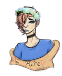 too pure by Ne0nUmbre0n