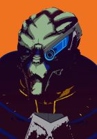 Garrus by Atomic-DNA