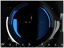 Watch Face by stephenallred
