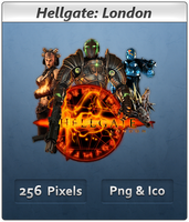 Hellgate London - Icon by Crussong
