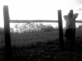 The Fence by kungfudemoness
