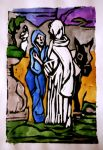 Events before the resurrection of Lazarus by fleetofgypsies