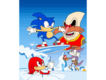 Sonic The Hedgehog Triple Trouble Fanart by Mighty355