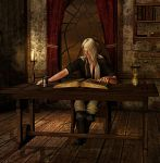 Shady figure - Alistair by Ulysses0302