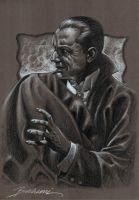 Mr. Bela Lugosi Dracula by Buchemi