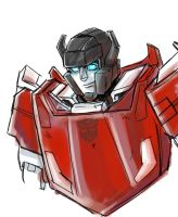 Sideswipe 10 minutes by batchix