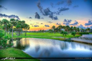 Golf-Course-Stuart-Florida-by-the-Pond by CaptainKimo