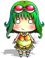 [Vocaloid] Chubbi Gumi by chemicaRouge