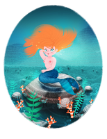 Mermaid by aurelien-galvan