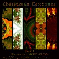 Christmas Textures Pack 3 by BFstock