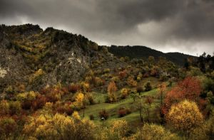 Autumn in the Rhodopes by Telestic