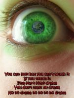 Earth in your eyes by Sims2tam