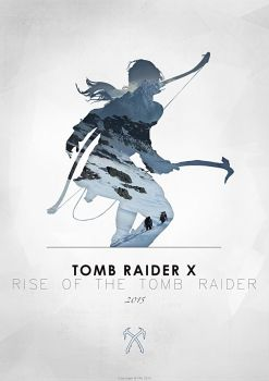 Rise of the Tomb Raider by LoiccoiL
