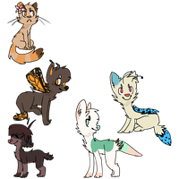 .:Offer-to-Adoptables Closed:. by Annie-bellie