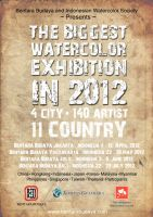 2012 Watercolor Exhibition by Hendrugs46