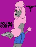 Polina Quett, Poodle of Action by colley