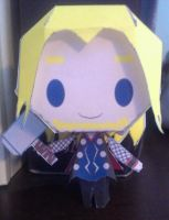 Thor Papercraft by Ferriswheelshipping1