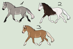 Horse Adopts *Sold* by TreckyQueen