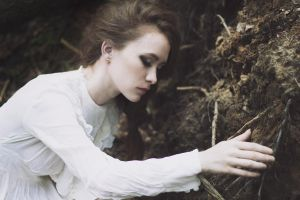 Blind roots by MariaPetrova
