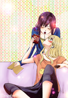 Pocky - Citrus. by NanyAcof