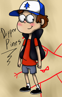 Dipper Pines by sldlovesphinabella
