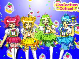 Confection Cuties Group by Magical-Mama