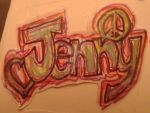 Graffiti Doodles by JennyPeace