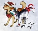Happy Christmas! by erwil