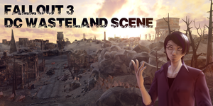 F3 Wasteland Scene by DimentionalAlice