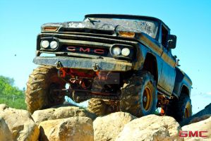 Mud drag 03 by RockRiderZ