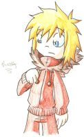 Kenny McCormick by Kaydolf
