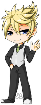 Maplestory LeVolpe~ by EmilieArts