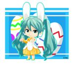 Miku easter by syrs