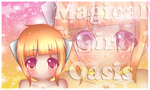 Magical Girl Oasis by xDeliciousDemise