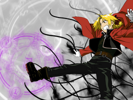 FMA Wallpaper by xXErinDragonXx