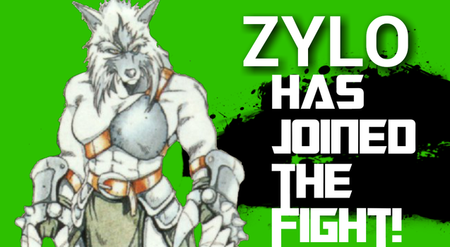 ZYLO has joined the fight!!! by Dark-dragon99