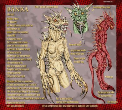 Banka Reference by TheMightyBruxer