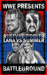 Ziggler-Lana Vs Rusev-Summer by A-XDesigner