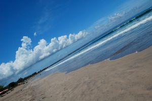 Pantai Legian by icon-iman