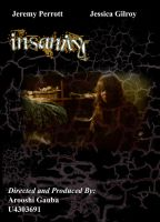My DVD  Cover - Insanity by lildreams