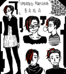 more updated persona by banapanao
