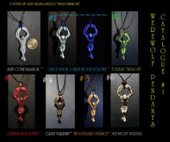 Werewolf pendant catalog 1 by Meadowknight