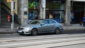 Mercedes-Benz E63 ///AMG by ShadowPhotography