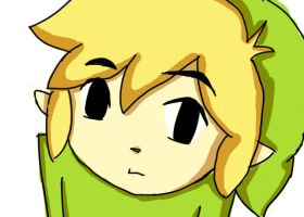 Toon Link by animeloverFTW
