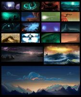 Colour Thumbnails by adamrobertsdesigns