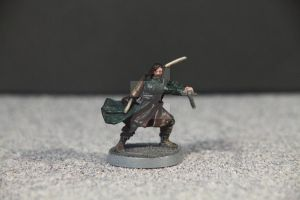 Warhammer Lord of the Rings Aragorn by Matt1210