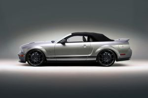Shelby GT500 Convertible by lovelife81