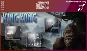 2005 - King Kong by od3f1