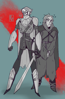 the maid of tarth and kingslayer by felloliette