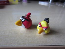 Angry Birds by Zoeira